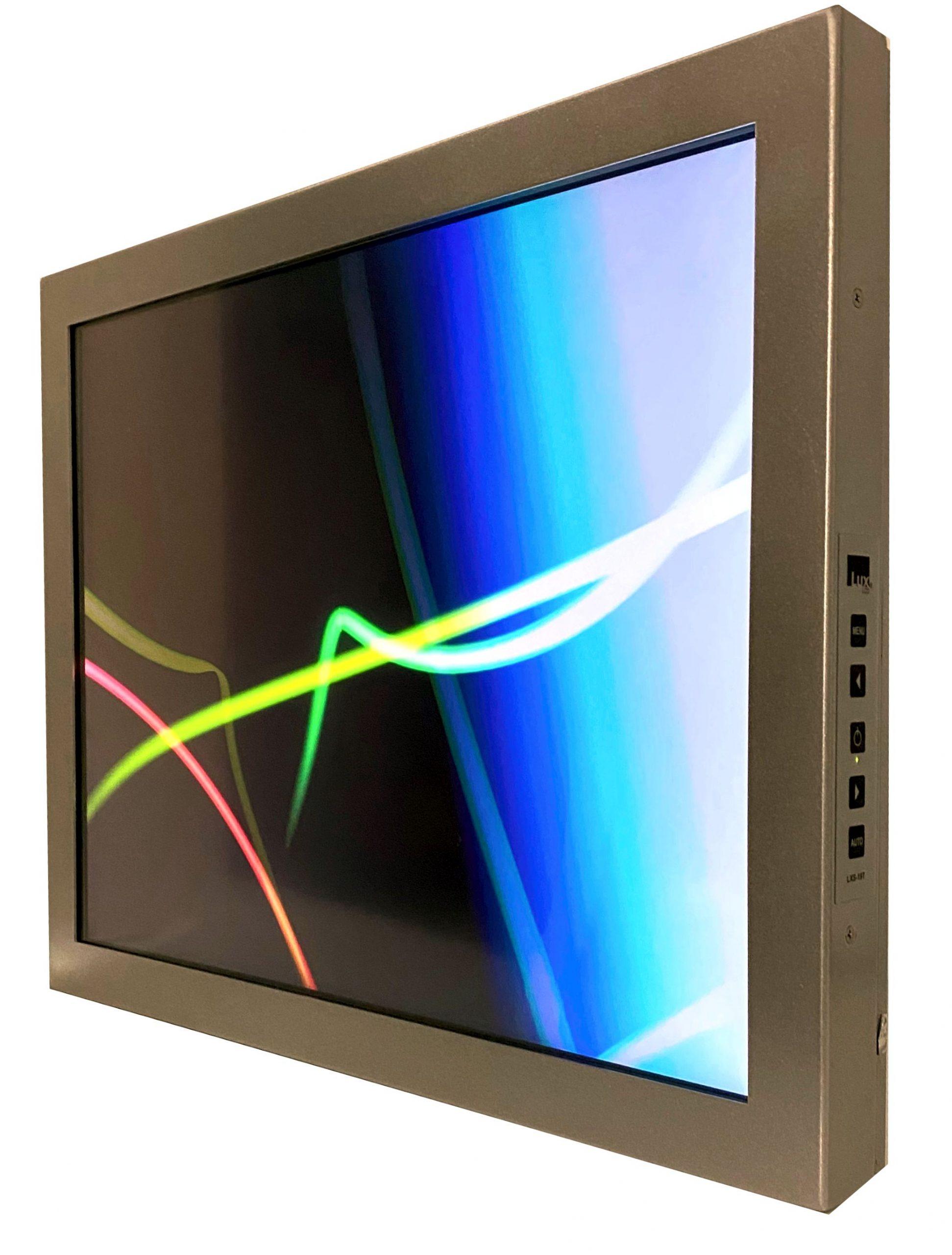 Semi-Outdoor 19″ Touchscreen