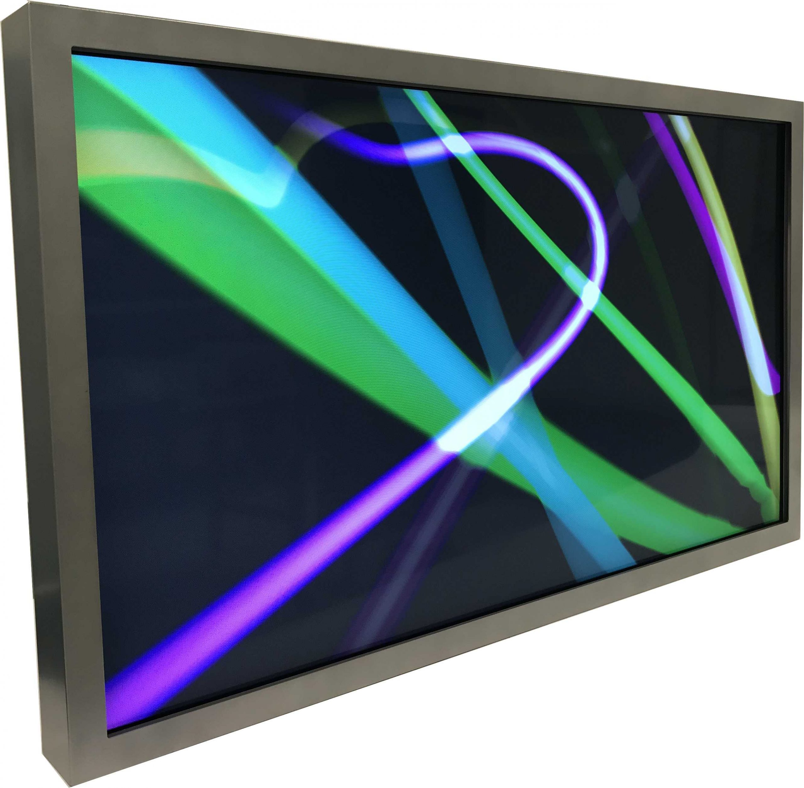 Full-Outdoor 32″ LCD Monitor / Touchscreen